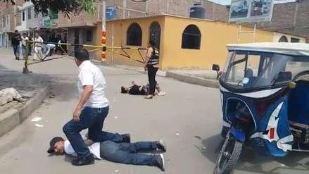 "Detienen a tres extorsionadores de banda ""La Gran Mafia"" en Trujillo"