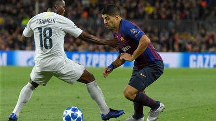 Va para ti, Messi: Barcelona venció 2-0 al Inter de Milán por la Champions League