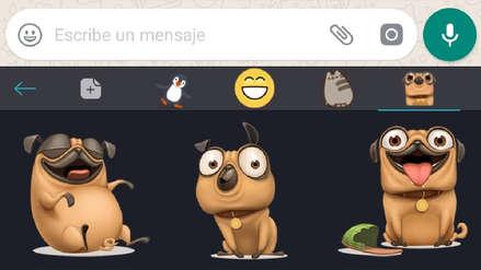 Por fin: llegan los stickers a WhatsApp heredados desde Facebook Messenger