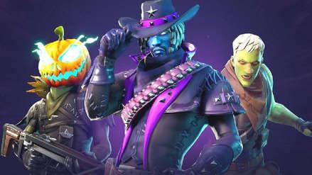 Este es Fortnitemare, el evento temático por Halloween del battle royale