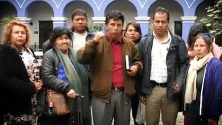 Pedro Castillo anunció paro de profesores para este 28 de noviembre
