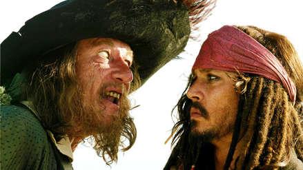 """""""Piratas del Caribe"""": Disney alista 'remake' de la saga sin Johnny Depp"""