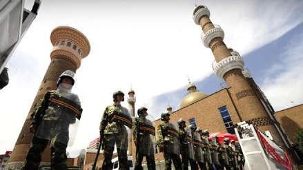 Los musulmanes de China son