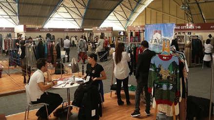 Alpaca Moda reúne a compradores de EE UU, Europa y Asia
