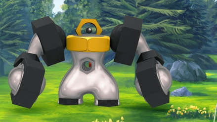 Pokémon Go presenta la evolución de Meltan: Melmetal