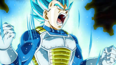 """Dragon Ball Super, Broly"": Se revela la imagen oficial de Vegeta en modo Súper Saiyajin Dios"