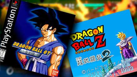 Los mejores videojuegos de Dragon Ball Z