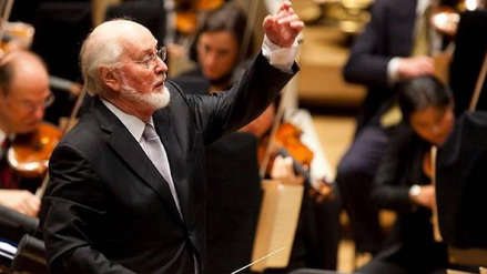 El multipremiado compositor John Williams fue hospitalizado en Londres