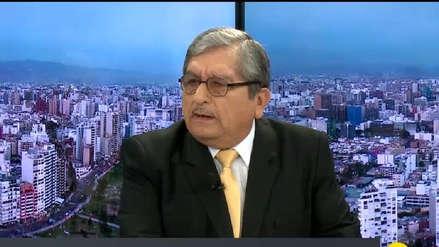 Ministerio Público pide 18 meses de prisión preventiva contra el exconsejero Julio Gutiérrez Pebe