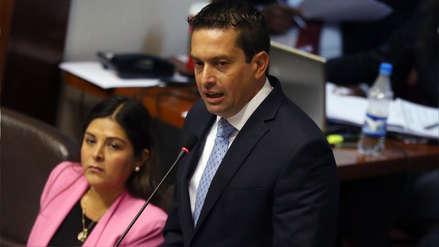 Miguel Torres es el nuevo vocero de Fuerza Popular