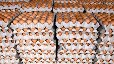 Policía de Colombia incauta 900 kilos de marihuana ocultos en cargamento de huevos