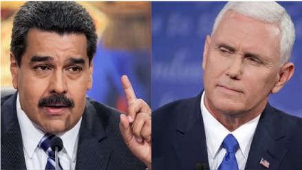 Maduro negó financiamiento a caravana de migrantes hondureños y llamó
