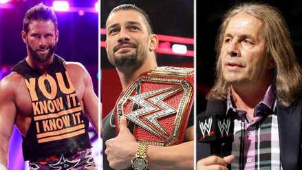 Roman Reigns: las estrellas de la WWE que superaron el cáncer