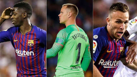 Sin Lionel Messi: el once de Barcelona para enfrentar al Inter en Champions