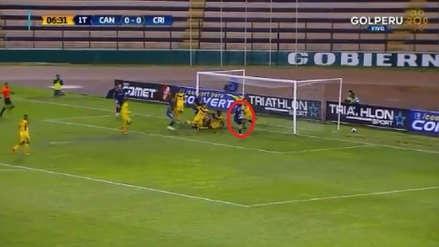 Sporting Cristal: Gabriel Costa encontró el rebote y anotó ante Cantolao