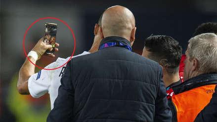 La inesperada reacción de Cristiano Ronaldo con un hincha del Manchester United