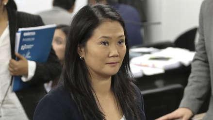 Datum: Un 77 % de peruanos cree que Keiko Fujimori es culpable y su desaprobación llegó a 86%