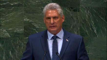 El presidente de Cuba visitará Rusia, China y Corea del Norte en noviembre