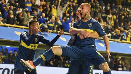 El eufórico relato del gol de Dario Benedetto en las semifinales de la Libertadores