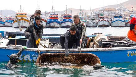 Producción y Dirección de Pesca limpiarán el mar lambayecano