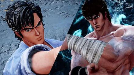 "Jump Force | Se anuncian Kenshiro de ""Hokuto no Ken"" y Ryo Saeba de City Hunter"