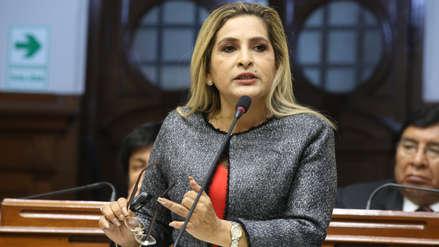 Maritza García sobre Fuerza Popular: