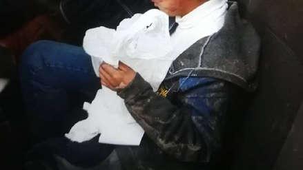 Niños se intoxicaron por comer planta silvestre en Cusco