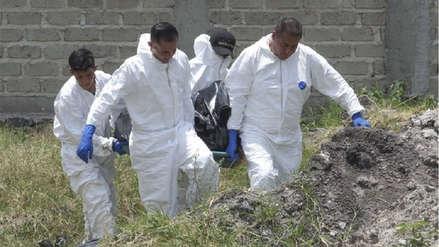 México | 19 cadáveres fueron encontrados en fosas clandestinas de Jalisco