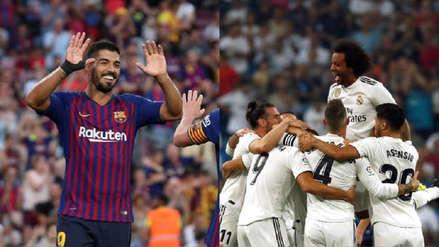 Barcelona vs. Real Madrid: pronóstico de las casas de apuestas para el clásico español