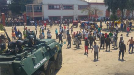 Rechazan nueva Resolución Judicial que dispone seguridad policial para Tumán