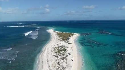 Una isla de Hawái desapareció por efecto del huracán Walaka