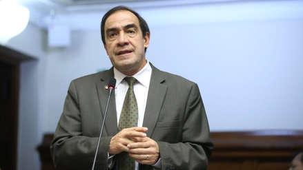 Lescano: El juez Concepción Carhuancho