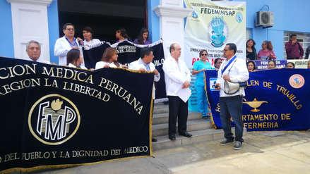 Dos mil consultas se dejan de atender por paro médico en La Libertad