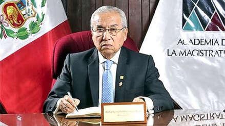 Pedro Chávarry viajó de forma sorpresiva a Tacna para realizar