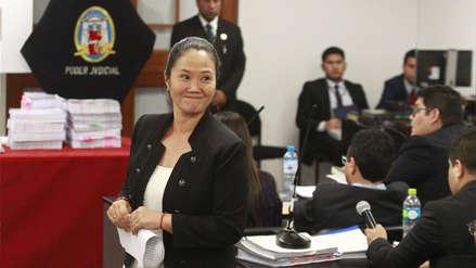 Análisis | Las impresiones desde el Derecho Penal sobre la audiencia de prisión preventiva contra Keiko Fujimori