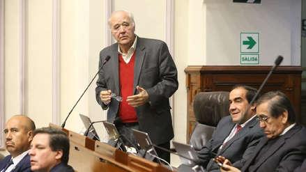 García Belaúnde confirmó reunión