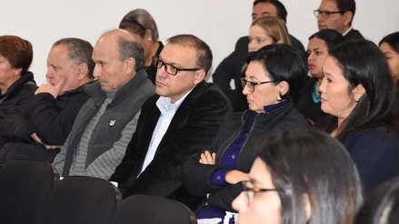 José Domingo Pérez afirmó que Vicente Silva Checa es el asesor
