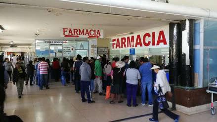 El Minsa atenderá desabastecimiento de medicinas en hospitales de Arequipa