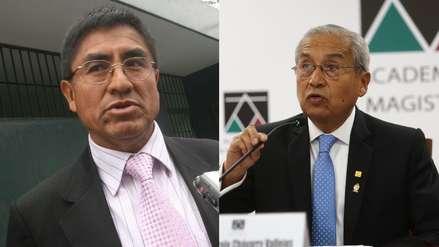 Audios revelan que Chávarry e Hinostroza coordinaron reunión con el expresidente del CNM