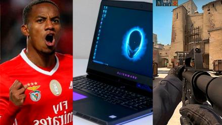 André Carrillo se revela como jugador de Counter-Strike con lujosa laptop gamer