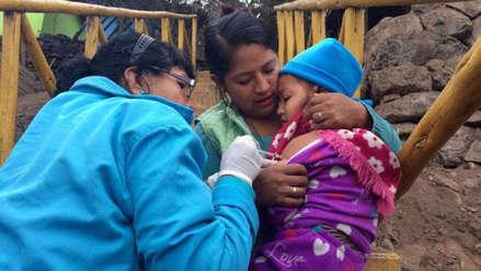 La vacunación es la mejor forma de prevenir la poliomielitis