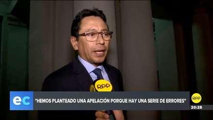 CNM | Defensa de Julio Gutiérrez Pebe apelará prisión preventiva