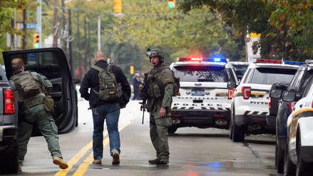 Once muertos y seis heridos dejó el tiroteo en una sinagoga de EE.UU.