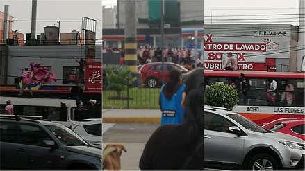 Disturbio entre presuntos barristas de Cristal y Sport Boys se registró en San Miguel