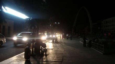 Caída del sistema eléctrico provocó apagón general en Tacna y Moquegua