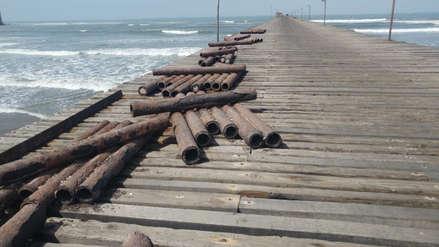 Pescadores de Eten critican gestión de alcalde Mario Pasco por no mejorar muelle