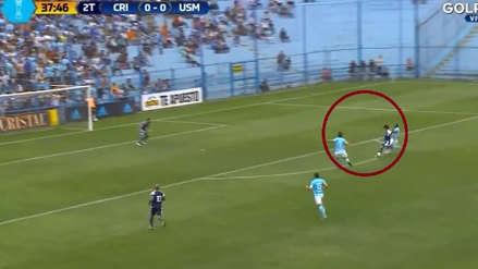 Sporting Cristal vs. San Martín: El contragolpe perfecto que acabó con gol de Gary Correa
