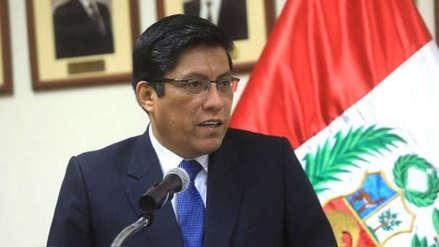 Zeballos dice que fiscal Chávarry