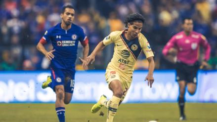 América empató 0-0 con Cruz Azul en el Estadio Azteca por la Liga MX