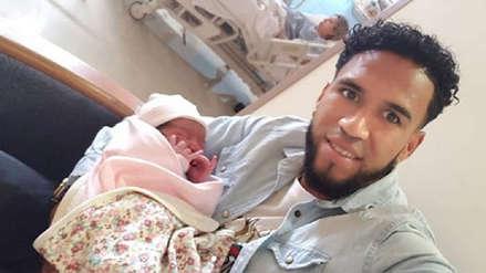 Pedro Gallese se convirtió en padre y muestra su emoción en Instagram